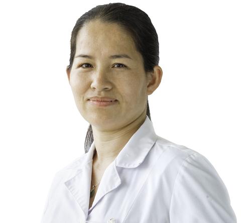 Nguyen Thi Thuy Ngan M.D., M.A