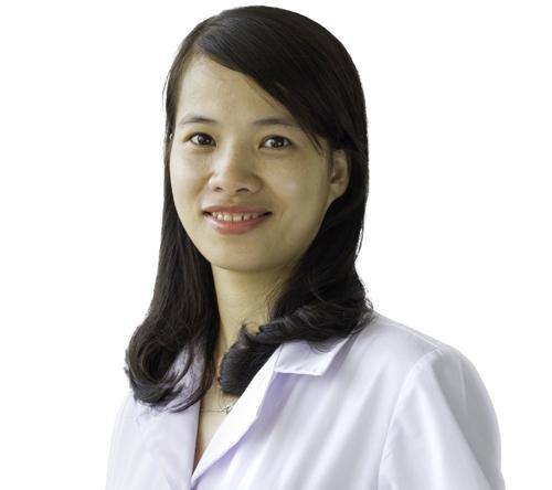 Trinh Thu Huyen M.D., M.A
