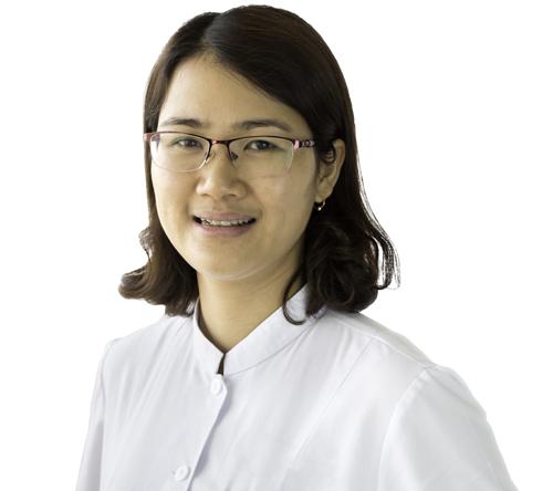 Nguyen Thi Thu Huong M.A